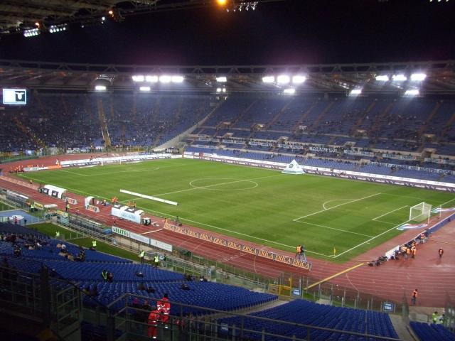 Дебютный матч Анчелотти. «Наполи» одержал верх над «Лацио»