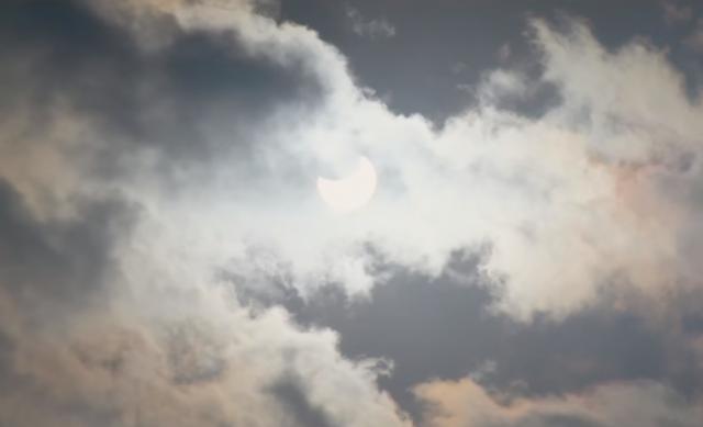 Солнечное затмение как знак судьбы