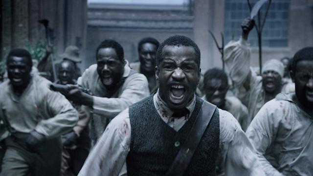 Нат Тёрнер во главе восставших рабов