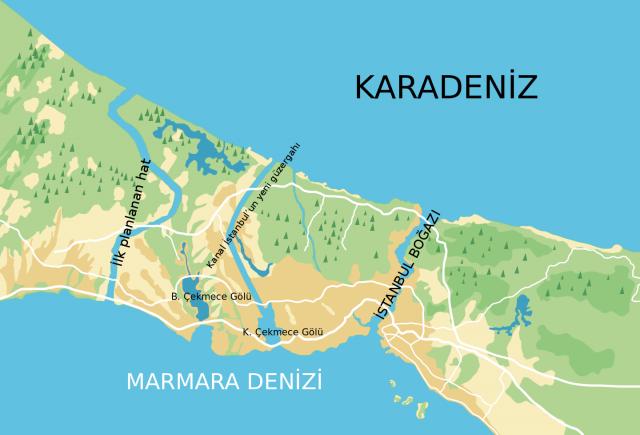 Канал «Стамбул»