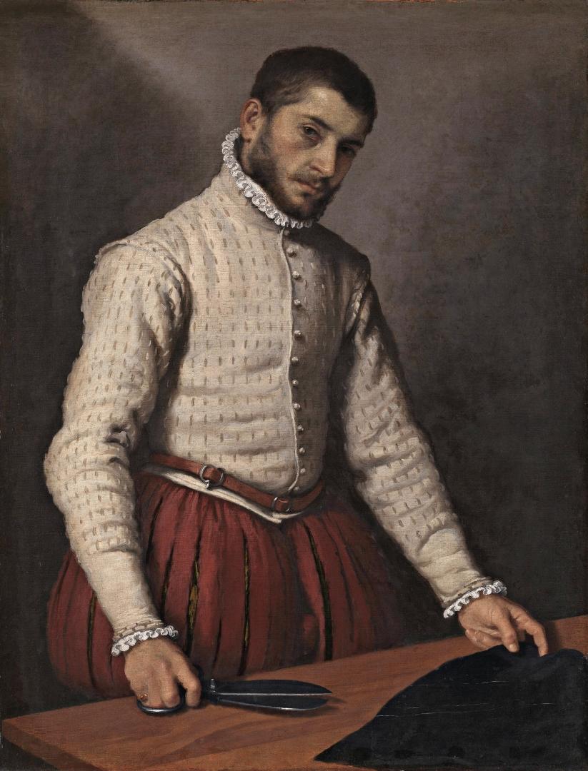 Джованни Баттиста Морони. Портной. Около 1570-1575