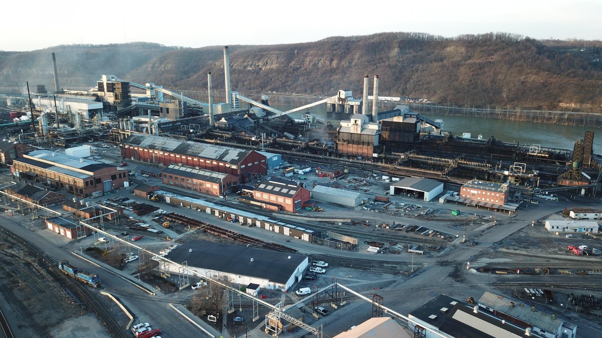 U.S. Steel Clairton Works
