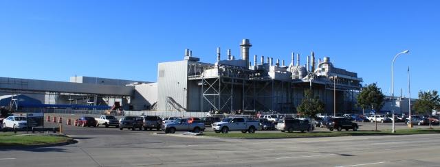 Завод Ford в Мичигане