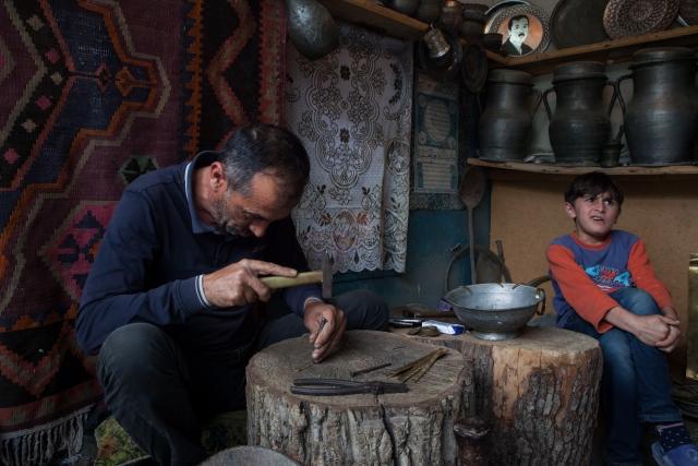 Сулейманов Вахид и его сын