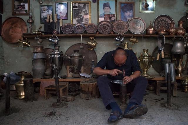 Мастерская семьи Алиевых