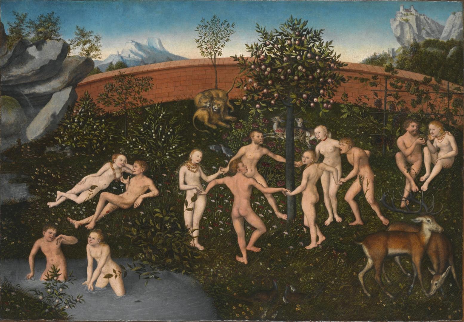 Лукас Кранах Старший. Золотой век. Около 1530