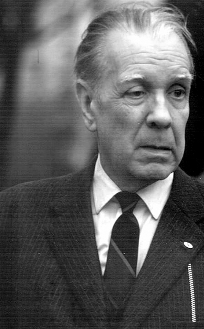 Хорхе Луис Борхес. 1966