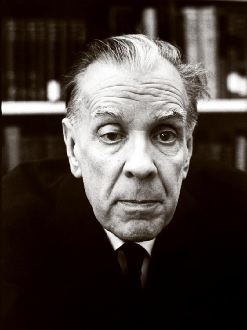 Хорхе Луис Борхес. 1973