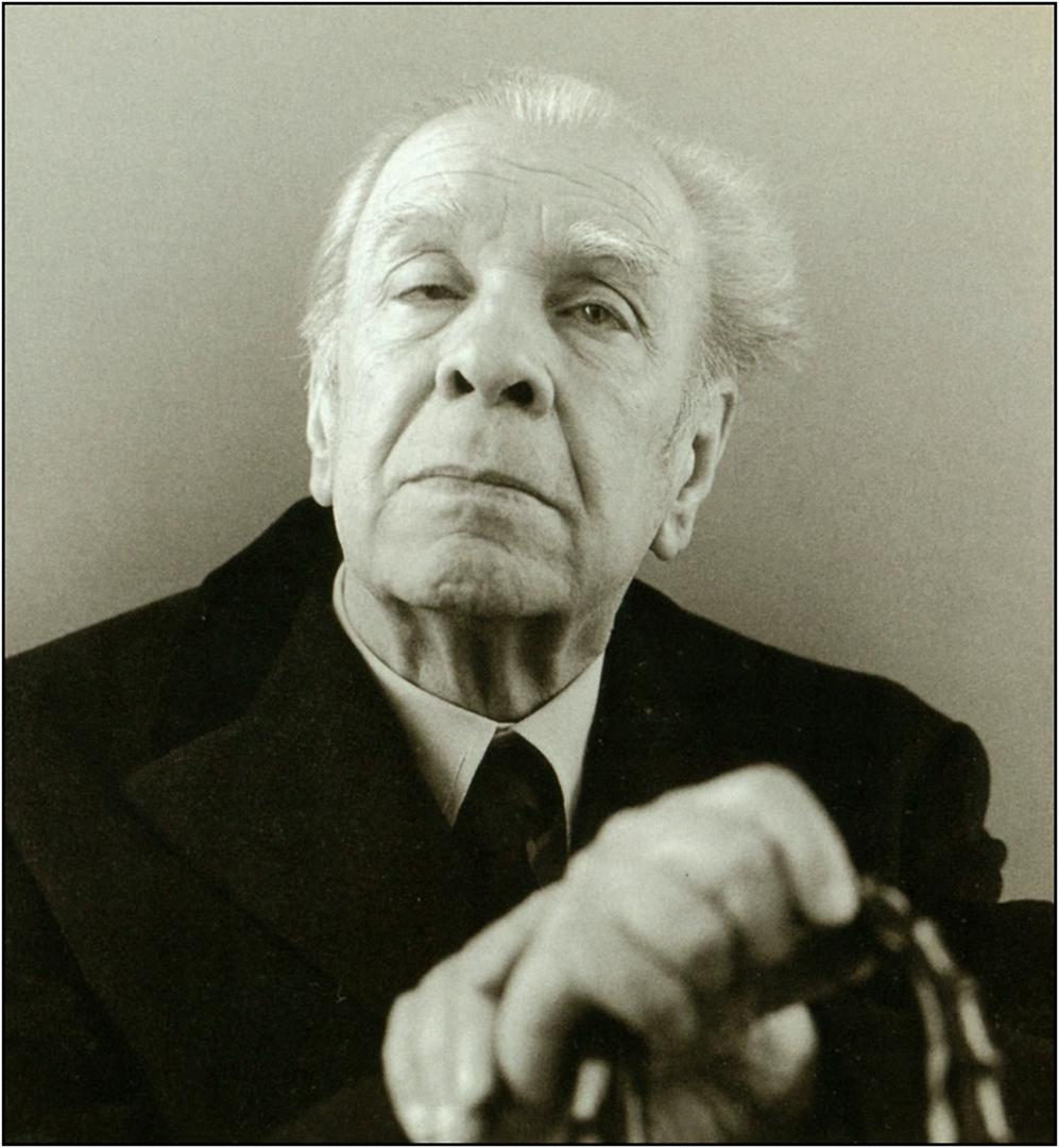 Хорхе Луис Борхес 1972