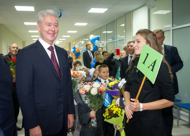 Московские школы готовятся к новому учебному году