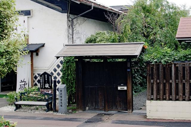Дом в Ханамаки, где родился Кэндзи Миядзава