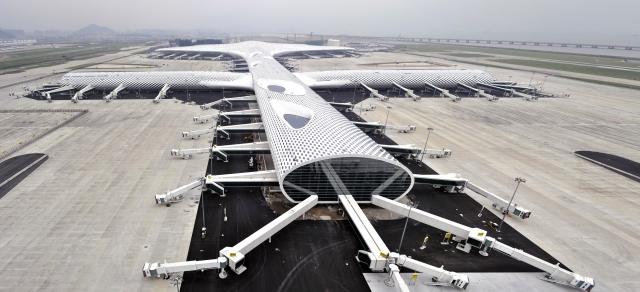 Китайский Шэньчжэнь и швейцарский Цюрих теперь связаны прямым авиарейсом