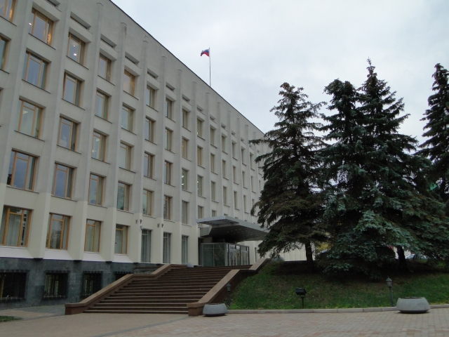 Дом правительства Нижегородской области