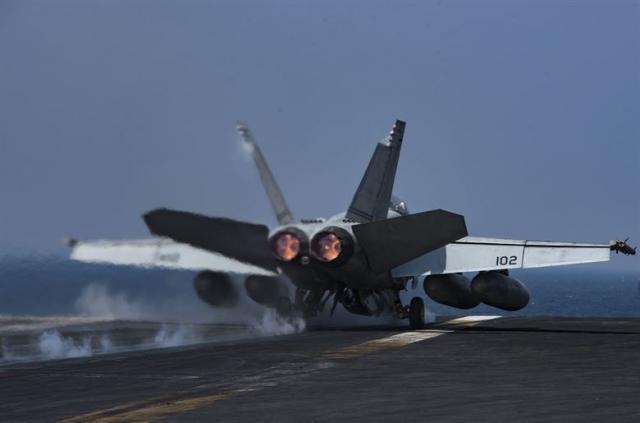 ВВС США ликвидировали трех террористов в Сомали