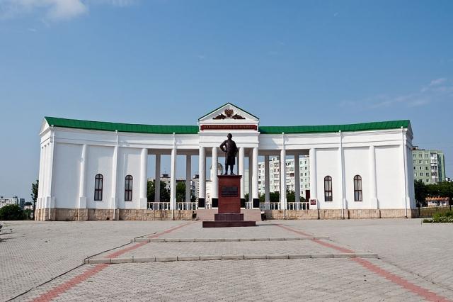 Мемориальный комплекс в Бендерах – Потёмкинская
