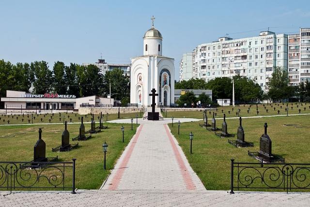 Военно-исторический мемориальный комплекс в Бендерах