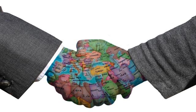 Китай расширяет взаимодействие с Африкой