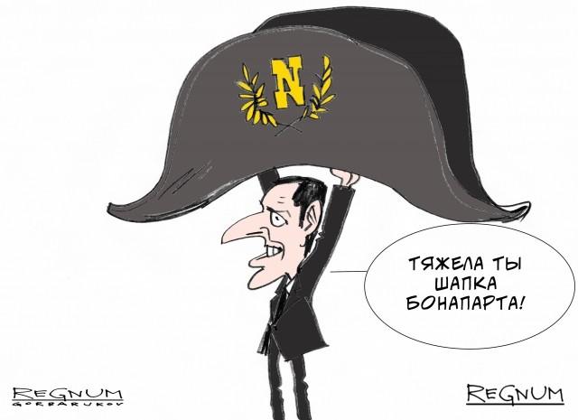 И Франция перешла в разряд врагов Ирана?..