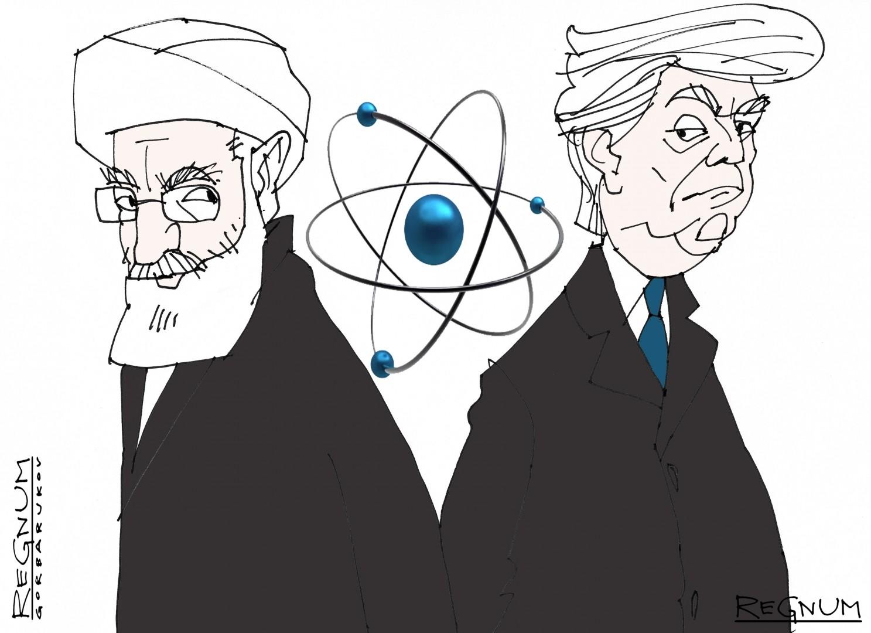Противостояние Ирана и США