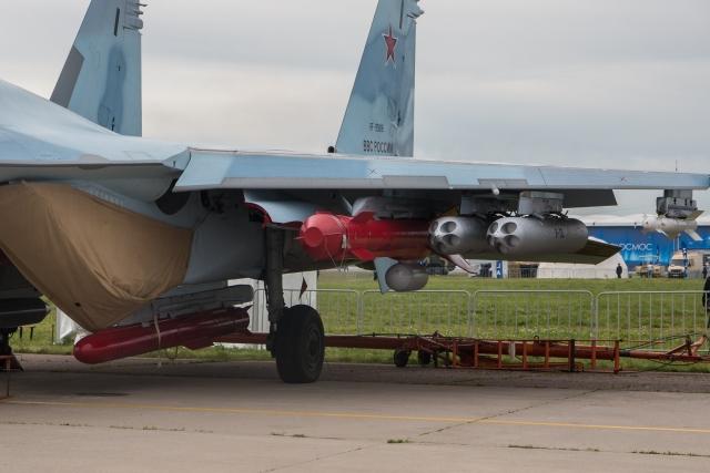 «Худший из возможных кошмаров»: National Interest про истребитель Су-35