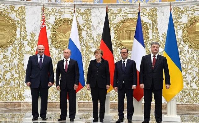 МИД Белоруссии: нужна еще одна встреча в «нормандском формате»