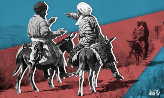 Русский дух и Тюркский мир