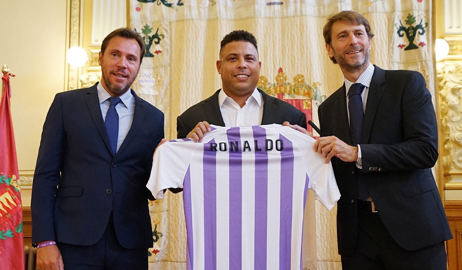 Вальядолид испания футбольный клуб