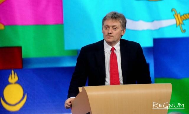 Песков: Россия продолжит поддерживать Минские соглашения