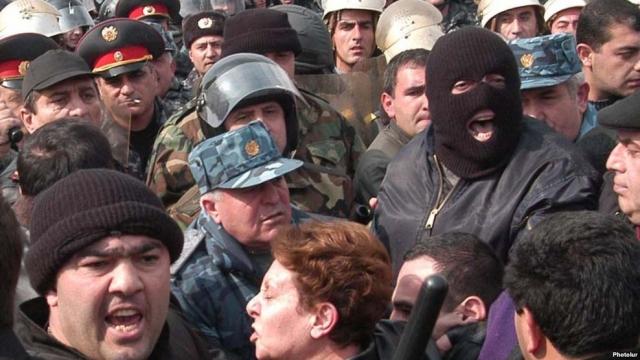 ЕСПЧ огласил решение по делу «Сагателян против Армении» о событиях 2008 года в Ереване