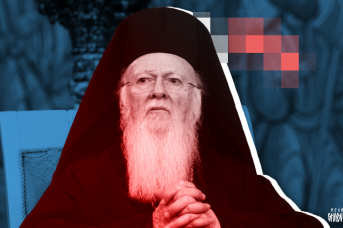 Патриарх константинопольскийВарфоломей. Иван Шилов © ИА REGNUM