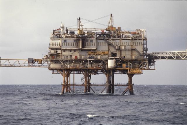 Платформа по добыче углеводородов