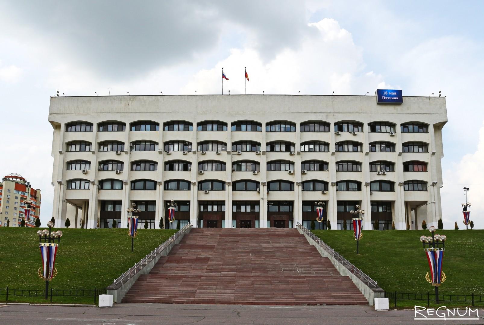Здание администрации Владимирской области