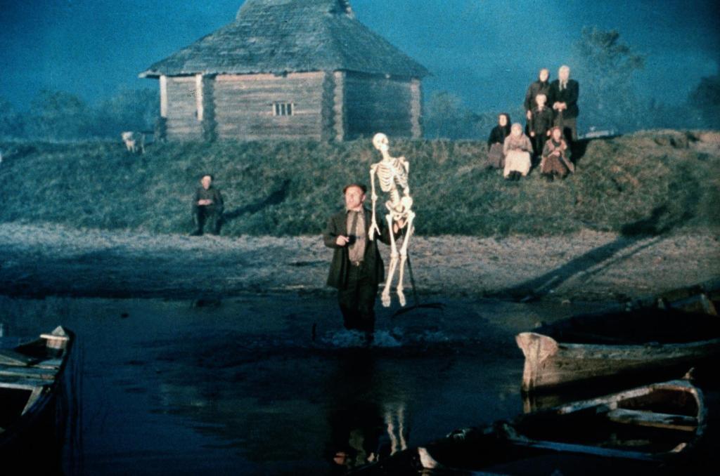 Вымирающая деревня