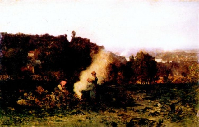 В брянских лесах — особый риск возникновения пожаров