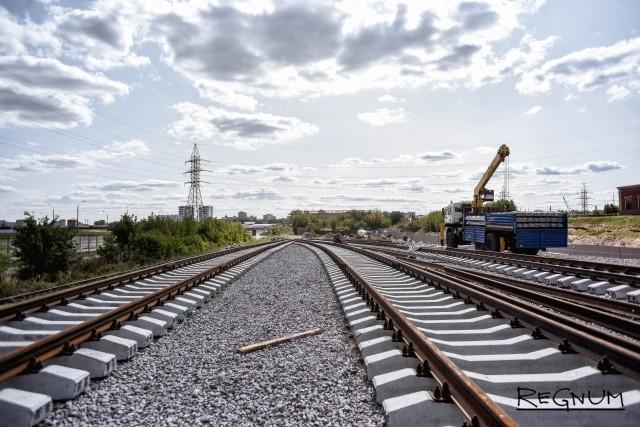Строительство новых железнодорожных веток