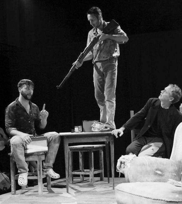 Альтернативный венгерский театр «Солтис Лайос» — о «Западе» с запада Венгрии
