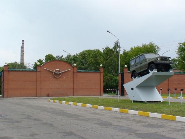УАЗ выпустит удлиненную версию грузовика УАЗ «Профи»