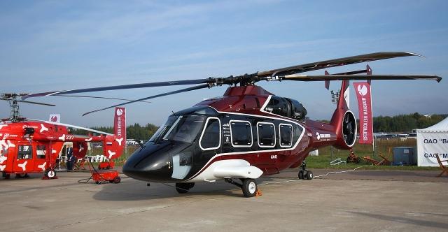 «Вертолеты России» определились со сроками испытания Ка-62
