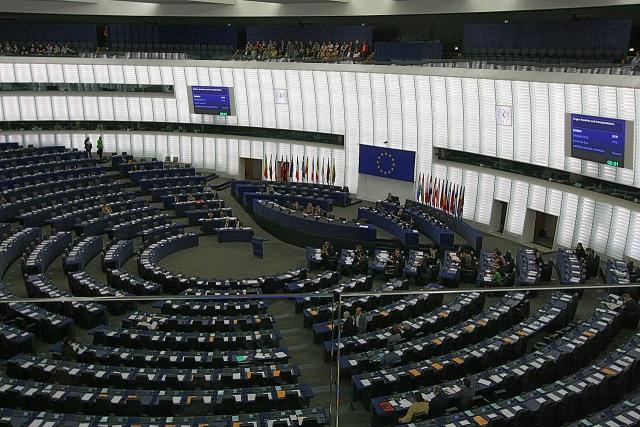 Выборы в Европарламент: два очка отделяют партию Макрона от Марин Ле Пен