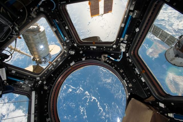 Комиссия Роскосмоса и НАСА проведет мониторинг состояния МКС