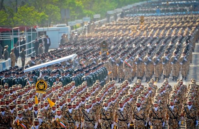 Вооруженные силы Исламской республики Иран