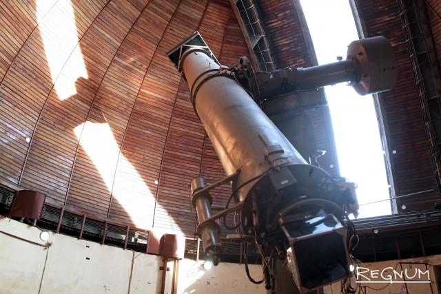 Телескоп Большого рефрактора
