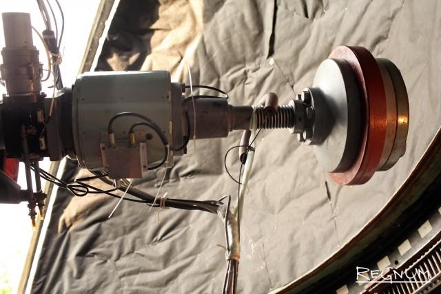 Телескоп автоматического зеркального астрографа ЗА-320