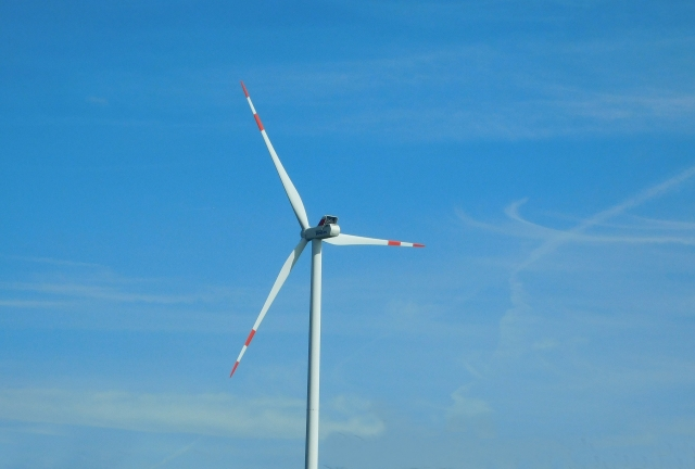 В Ирландском море открыли крупнейшую плавучую ветряную электростанцию