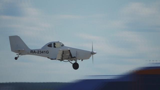 Самолет Т-500 получил сертификат Росавиации