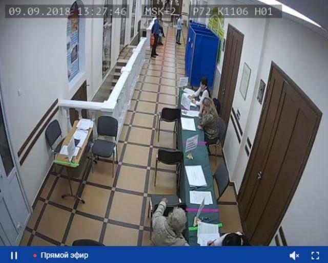 ЦИК России: Смотрите выборы на портале трансляций