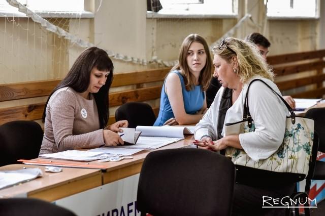 Явка избирателей в Подмосковье достигла 23,38%
