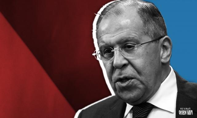 Лавров обсудил с главой МИД Иордании ситуацию в Сирии