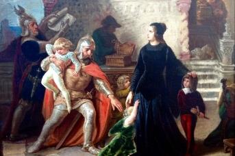 Ян Баптист Франк. Избиение младенцев