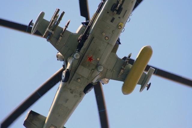 Боевые вертолеты Ка-52 и Ми-28НМ научат управлять беспилотниками